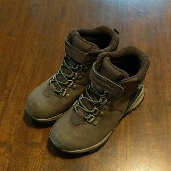 Alpine Waterproof Boys Hiking Boot